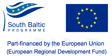 South Baltic programos logotipas